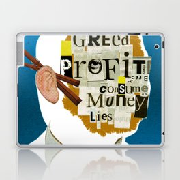 Mankind Motivation 15 Laptop & iPad Skin