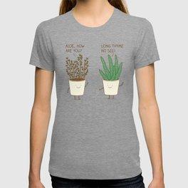 garden etiquette T-shirt