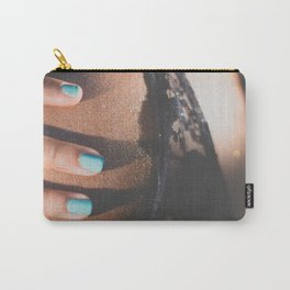 Curious? Carry-All Pouch