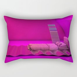 Sleeping on waves Rectangular Pillow