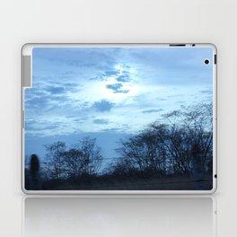 Perfect Sky Blue Sky Laptop & iPad Skin
