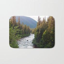 Mountain River Bath Mat