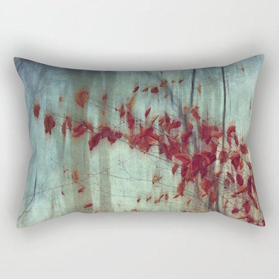 Fall Elegy Rectangular Pillow