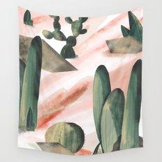 Pasancana & Quehualliu Wall Tapestry