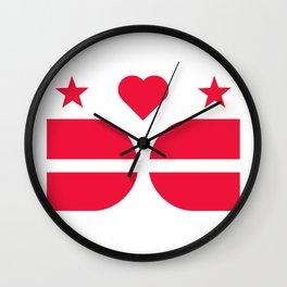 DCLove: v.Pride Wall Clock