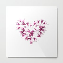 Heart for my Heart Metal Print