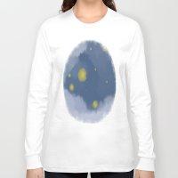 night sky Long Sleeve T-shirts featuring Night Sky by Danny Mar Mar