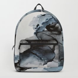Smoke Show - Alcohol Ink Painting Backpack