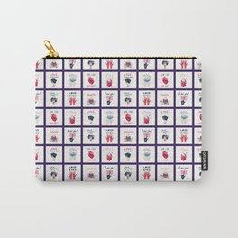 BE MY VALENTINE! Carry-All Pouch