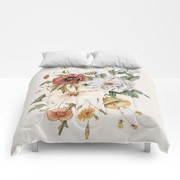 Wildflower Bouquet Comforters