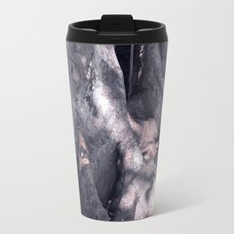 Banyan Tree Closeup Travel Mug