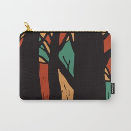 Whimsical woods Carry-All Pouch