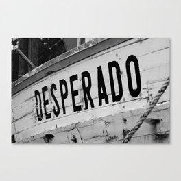 Desperdo Canvas Print