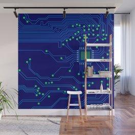 Electronics board Wall Mural