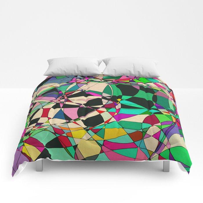 Loop De Loop Comforters