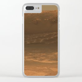 Mars Endurance Clear iPhone Case