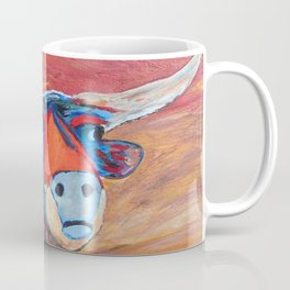 Fly Me to the Moo Coffee Mug