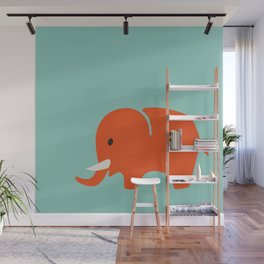 Kids elefant Wall Mural