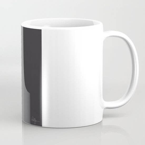 Dicey Little Guy Mug