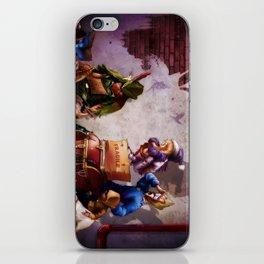 Peter Panhandler iPhone Skin