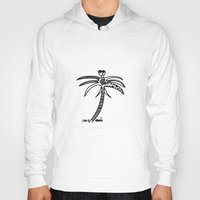 palm Hoodies featuring -PALM by It's Bananas Studio