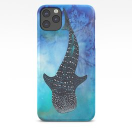 Silent Swim iPhone Case