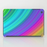 rainbow iPad Cases featuring Rainbow by David Zydd
