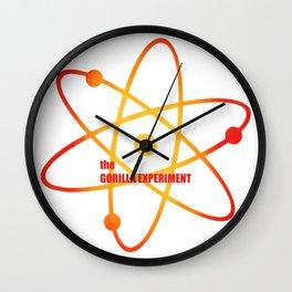 the Gorilla Experiment - Season 3 Episode 10 - the BB Theory - Sitcom TV Show Wall Clock
