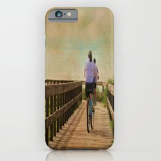 Sunny Day Bike Ride Slim Case iPhone 6s