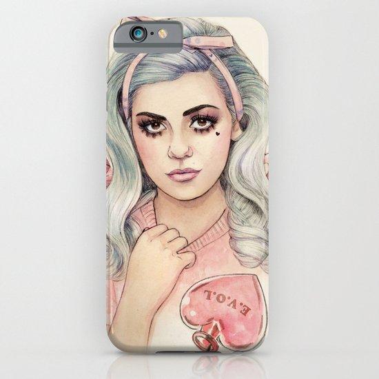 L.O.V.E | E.V.O.L iPhone & iPod Case