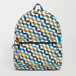 People's Flag of Milwaukee Mod Pattern Backpack