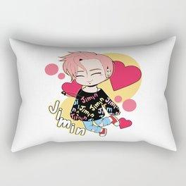 Chibi Jimin Rectangular Pillow
