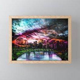 Neuanfang Framed Mini Art Print
