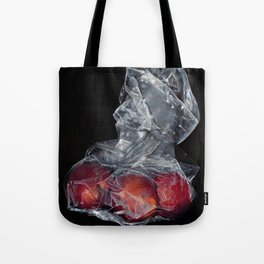 Plums in a Bag Tote Bag