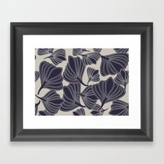 african pods Framed Art Print