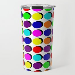 Pick A Colour, Push A Button Travel Mug