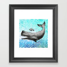 New Friends 3 by Eric Fan and Garima Dhawan Framed Art Print