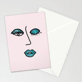 Vampy Vixen Stationery Cards