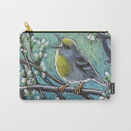 Brewster's Warbler Carry-All Pouch