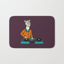 Flock of Gerrys Llama is my DJ Bath Mat