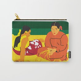 Gauguin Carry-All Pouch