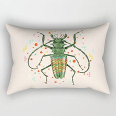 Insect V Rectangular Pillow