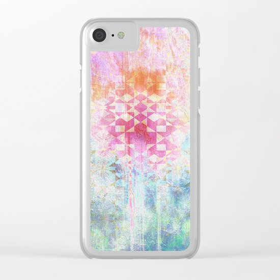 Deep Vision Clear iPhone Case