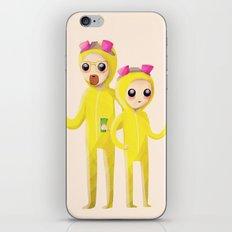 Yeah Science iPhone & iPod Skin