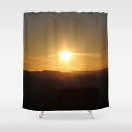 Peak District Shower Curtain