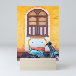 Travel photography made in India. Mini Art Print