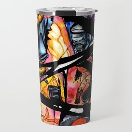 A Night Of Demons Travel Mug