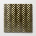 Black and gold geometric abstract pattern I- Luxury design for your home by simplicity_of_live
