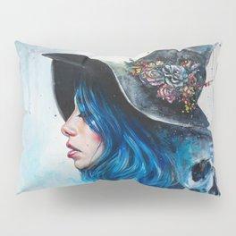 Blue Valentine Pillow Sham