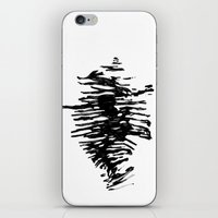 shell iPhone & iPod Skins featuring Shell by Arina Lourie